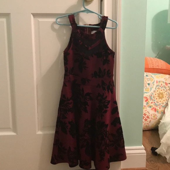 nickie lew Other - Lightly worn red skater dress